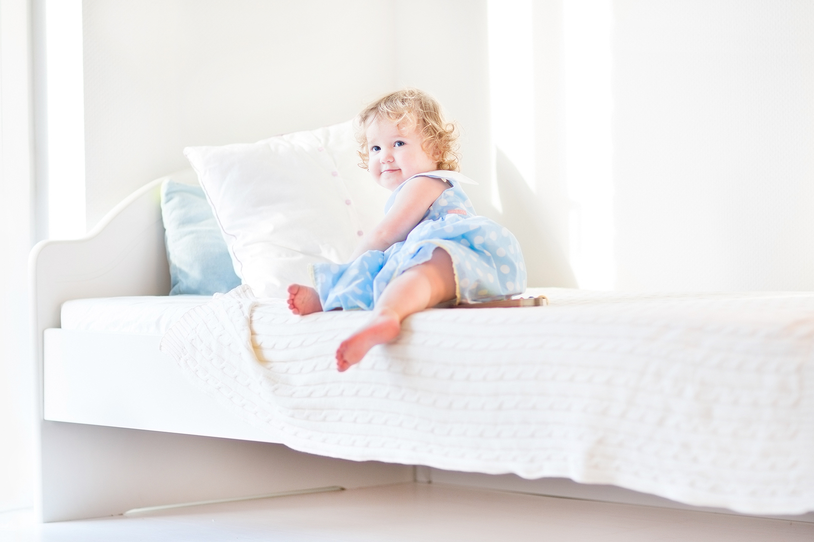 View How To Keep A Toddler In Their Bed PNG